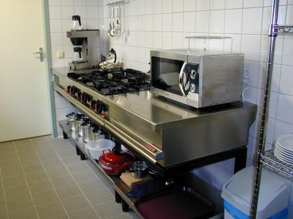 keuken en magnetron Oltvoort