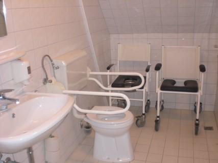 mindervalide toilet met wastafel Oltvoort